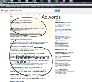 referencement site google