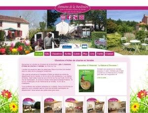 Le magnifique Domaine de la Bardinière sur Internet