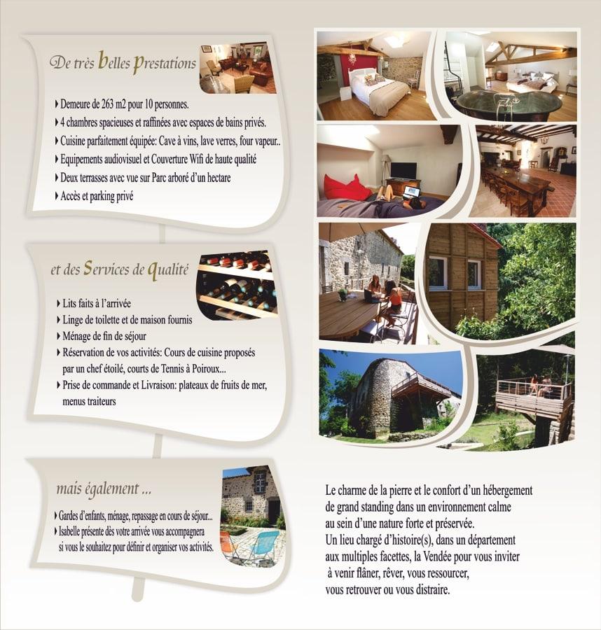 cr ation de plaquette flyer infographiste freelance pas. Black Bedroom Furniture Sets. Home Design Ideas