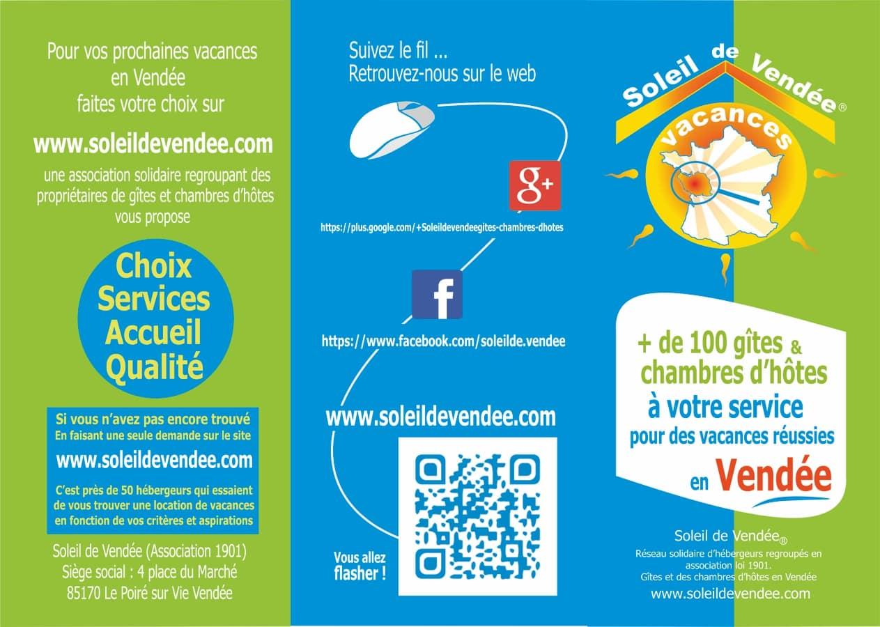 cr u00e9ation de plaquette flyer infographiste freelance pas cher en vend u00e9e