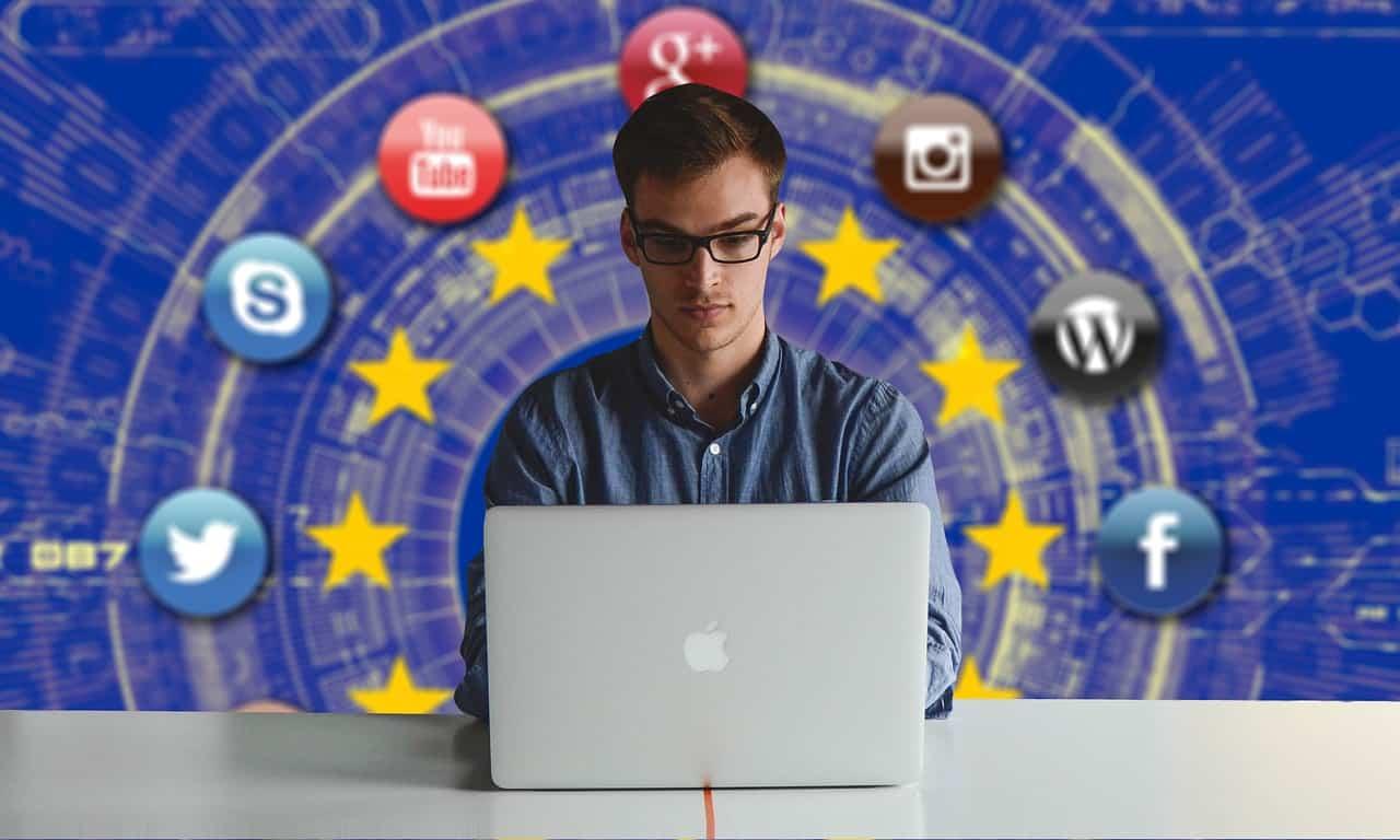 Rgpd loir européenne de protection des données privées